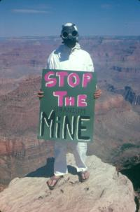 No Uranium Mining Near the Grand Canyon!